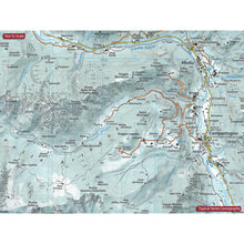 Alagna Valsesia Ski Touring Map Geo4map | Backcountry Books