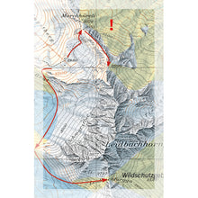 Freeride Map Solden | Backcountry Books