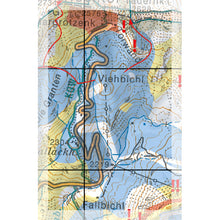Freeride Map Hohe Tauern Select