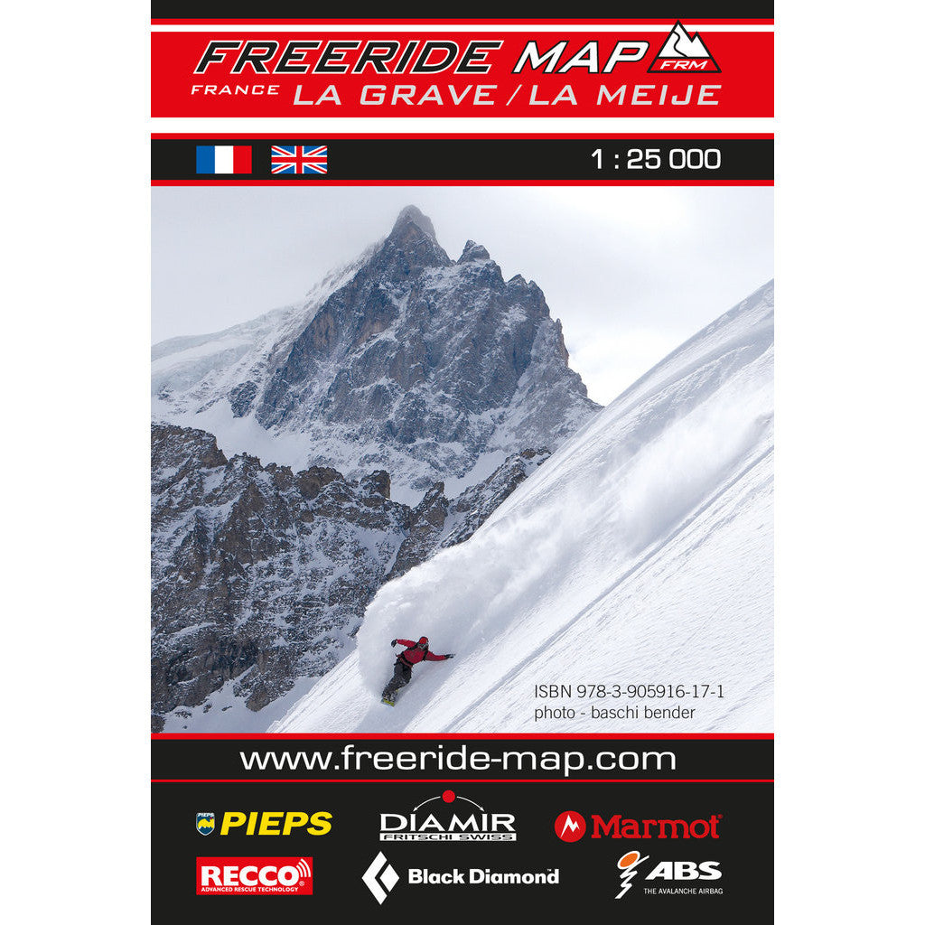 Freeride Map La Grave