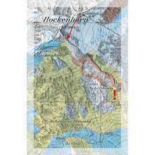 Freeride Map Loetschental