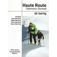 Haute Route Guide Book | Backcountry Books