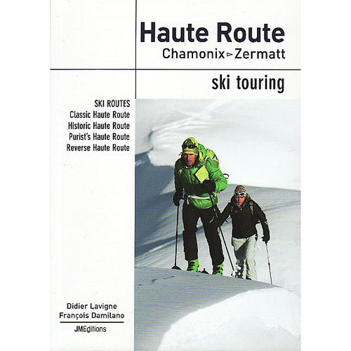 Haute Route Ski Guide