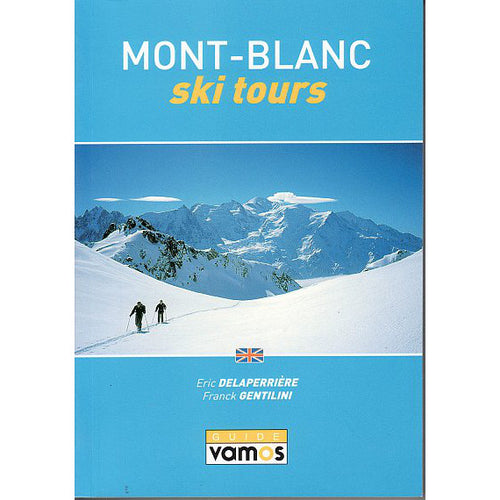 Mont Blanc Ski Tours Vamos | Backcountry Books