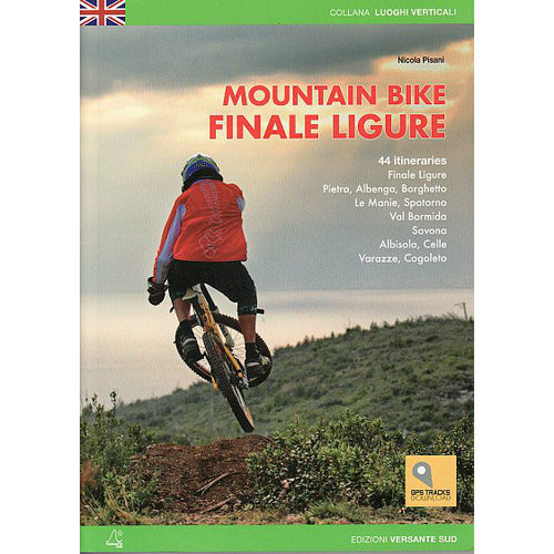 Finale Ligure Mountain Bike Guide Book | Backcountry Books