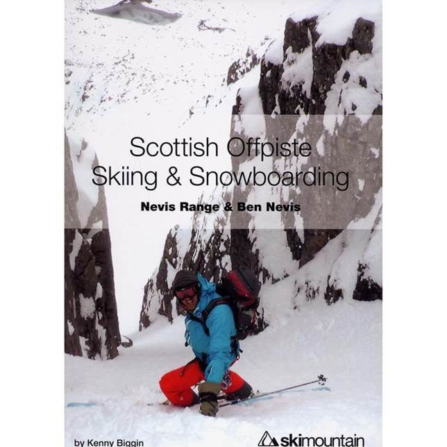 Scottish Off Piste Skiing and Snowboarding - Nevis Range and Ben Nevis