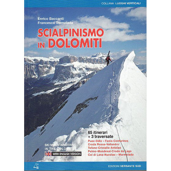 Scialpinismo in Dolomiti | Ski Mountaineering in the Dolomites