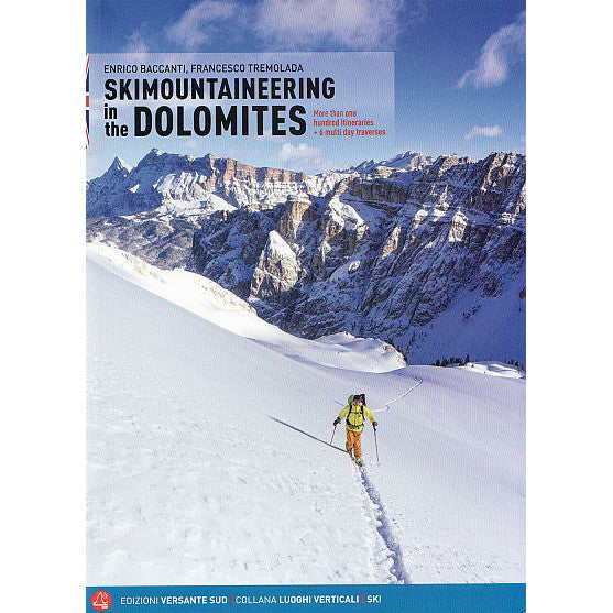 Ski Mountaineering in the Dolomites | Backcountry Books