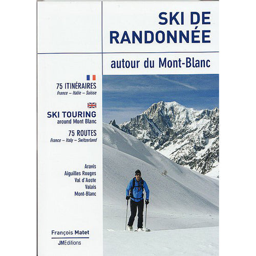 Ski Touring Around Mont Blanc | Backcountry Books