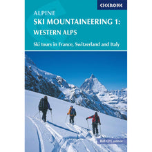 Ski Mountaineering 1: Western Alps | Backcountry Books