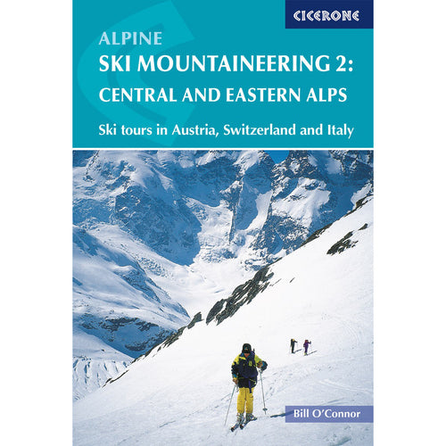 Ski Mountaineering 2: Central and Eastern Alps | Backcountry Books