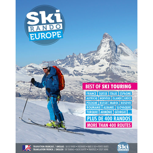 Ski Rando Europe | Ski Touring in Europe | Backcountry Books