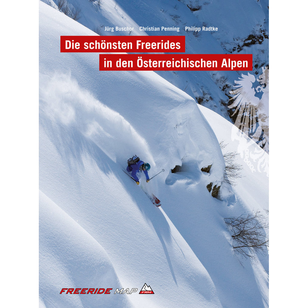 The Most Beautiful Freerides Routes in the Austrian Alps | Backcountry Books