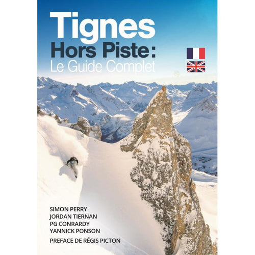 Tignes Off Piste skiing Guide Book