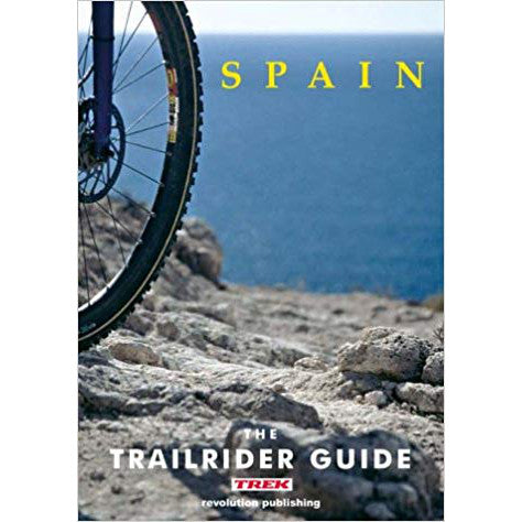 Trailrider Guide Spain | Mountain Bike Guide Spain | Backcountry Books