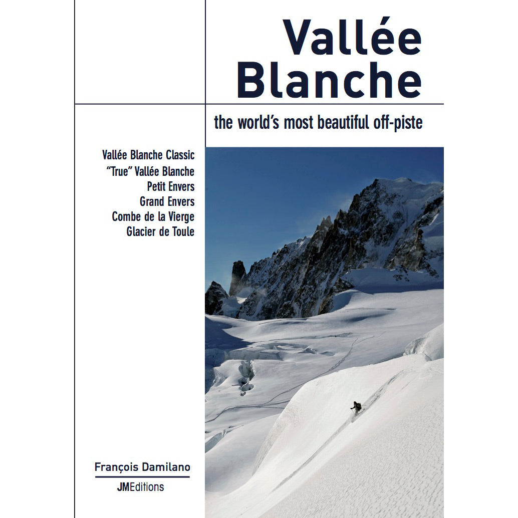 Vallee Blanche Guide Book | Backcountry Books