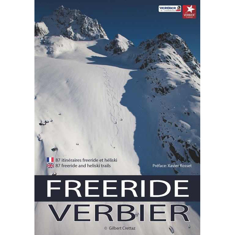 Verbier Off Piste Ski Guide Book | Freeride Verbier | Backcountry Books