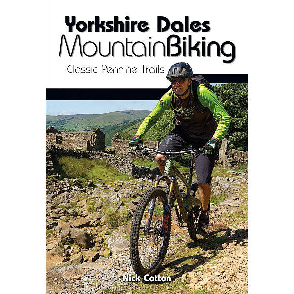 Yorkshire Dales Mountain Biking Guide Book | Backcountry Books