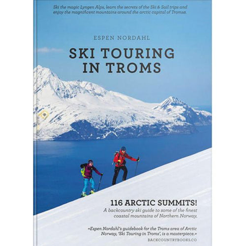 Ski Touring in Troms | Lyngen Guide Books | Backcountry Books