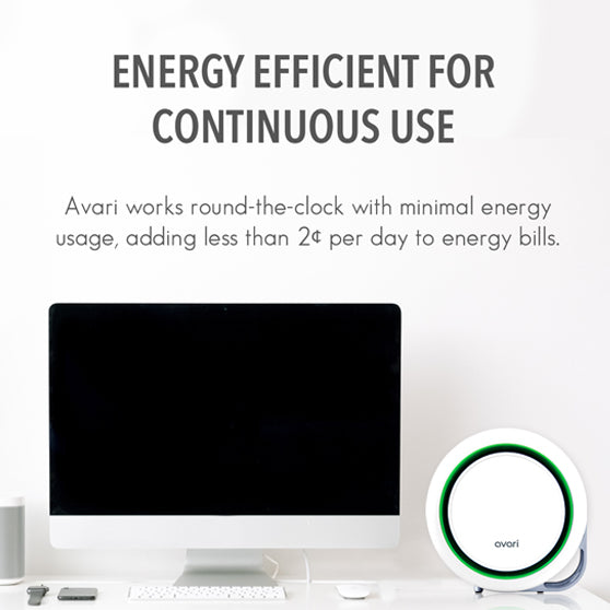 Energy efficient for continuous use