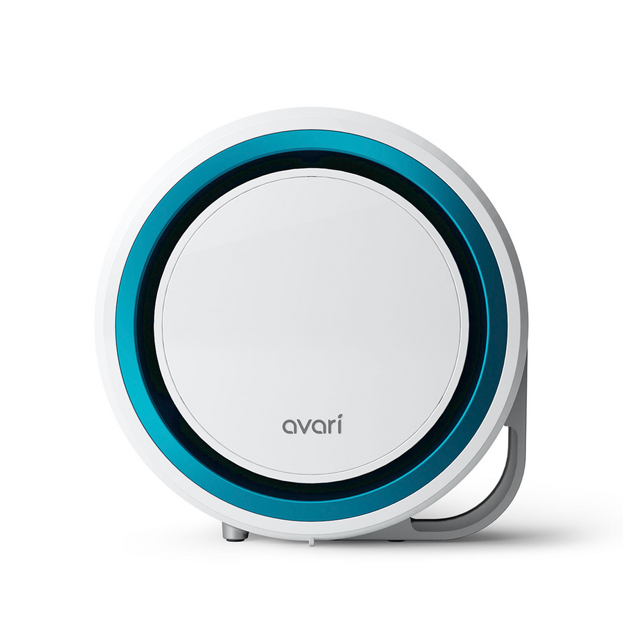 Avari 525 Personal Air Purifier Blue Front