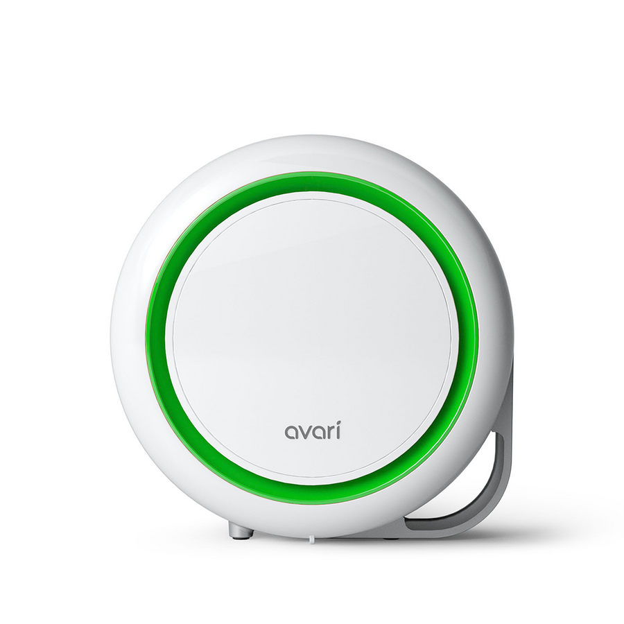 Avari 500 Personal Air Purifier Green Front
