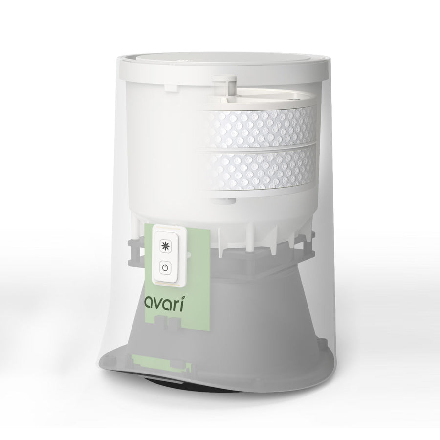 Avari 600 Tabletop Personal Air Purifier
