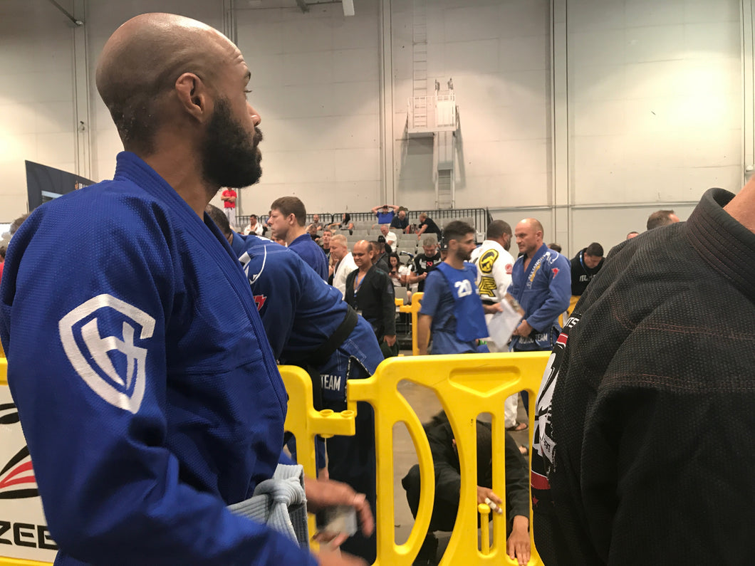 Blue Competition Honor Gi