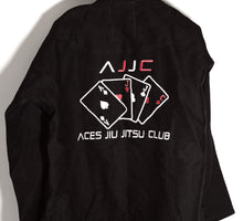 Aces Signature Competition Gi (Black)