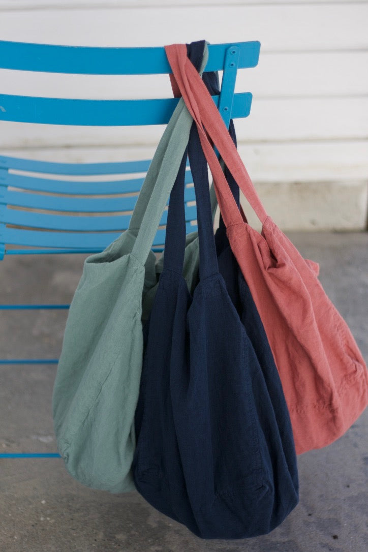 Beach Bag i hør