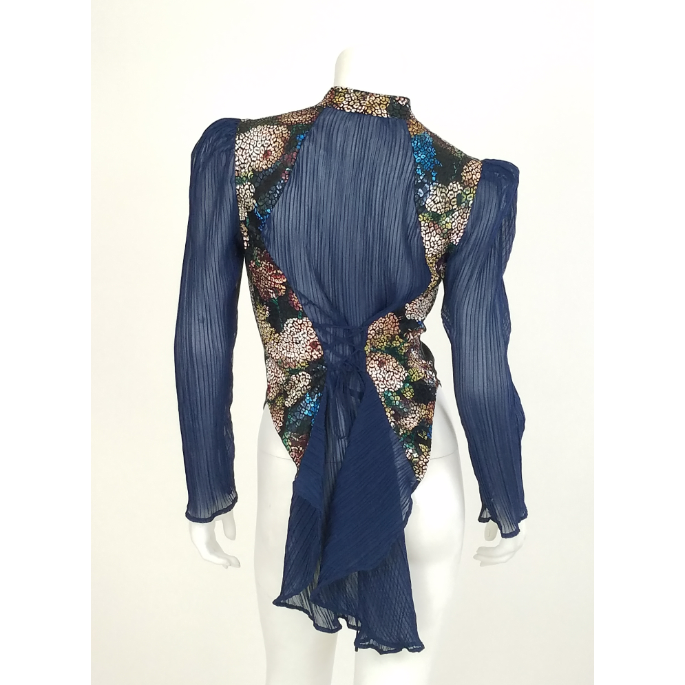 Fione Flower Corset Blouse