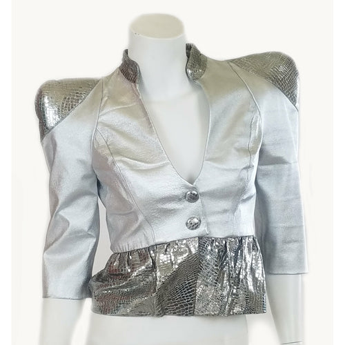 Solid Platinum Jacket
