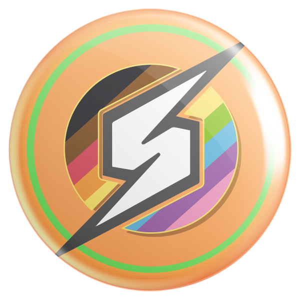 Sam's logo Button