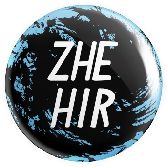 Pronouns - Zhe/Hir