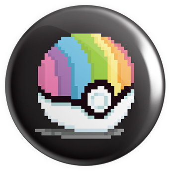PōGayBall Button