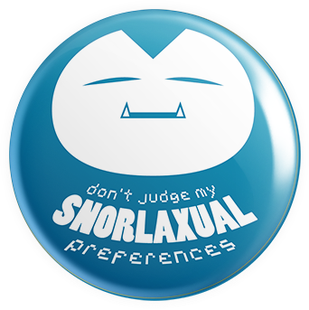 Snōr Preferences Button