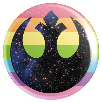 Space Rebel Button