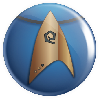 Space Emblems - STD Opera Button