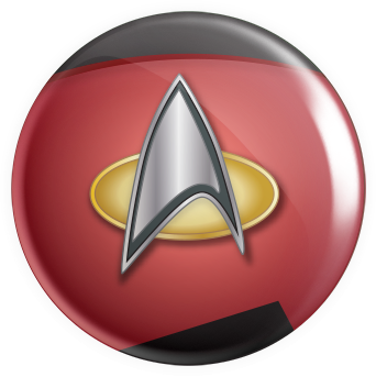 Space Emblems - TNG Command Button