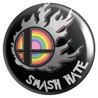 Smash Hate Button