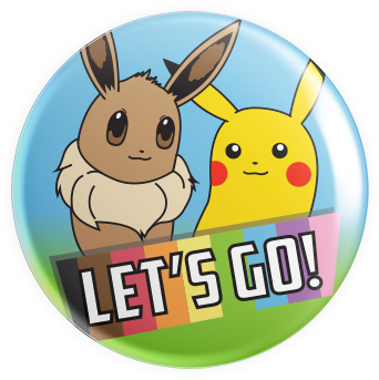 Let's Go! Button