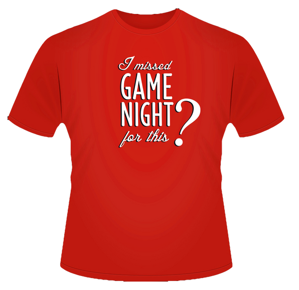 Game Night T-Shirt