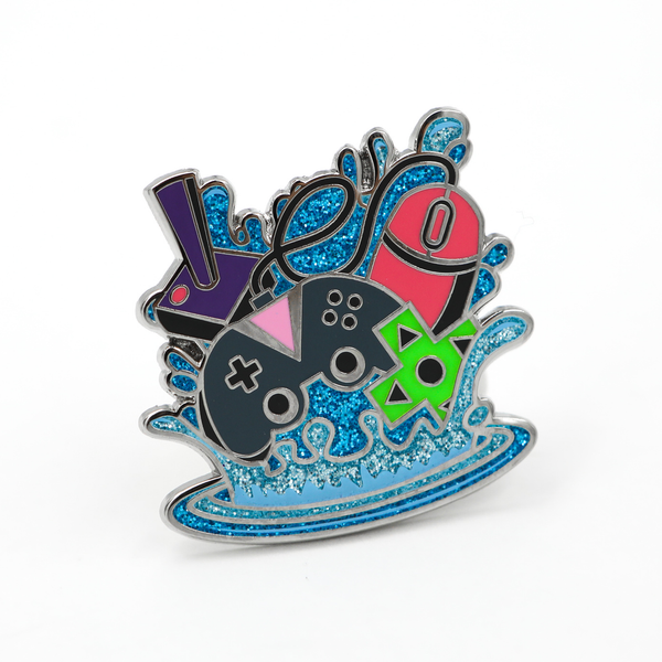 Sploosh • Official Pinny Arcade Enamel Pin