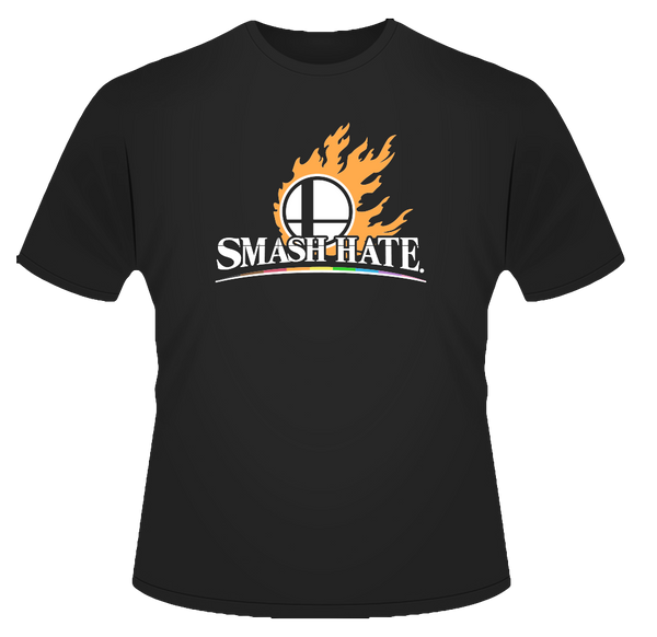 Smash Hate T-Shirt v2