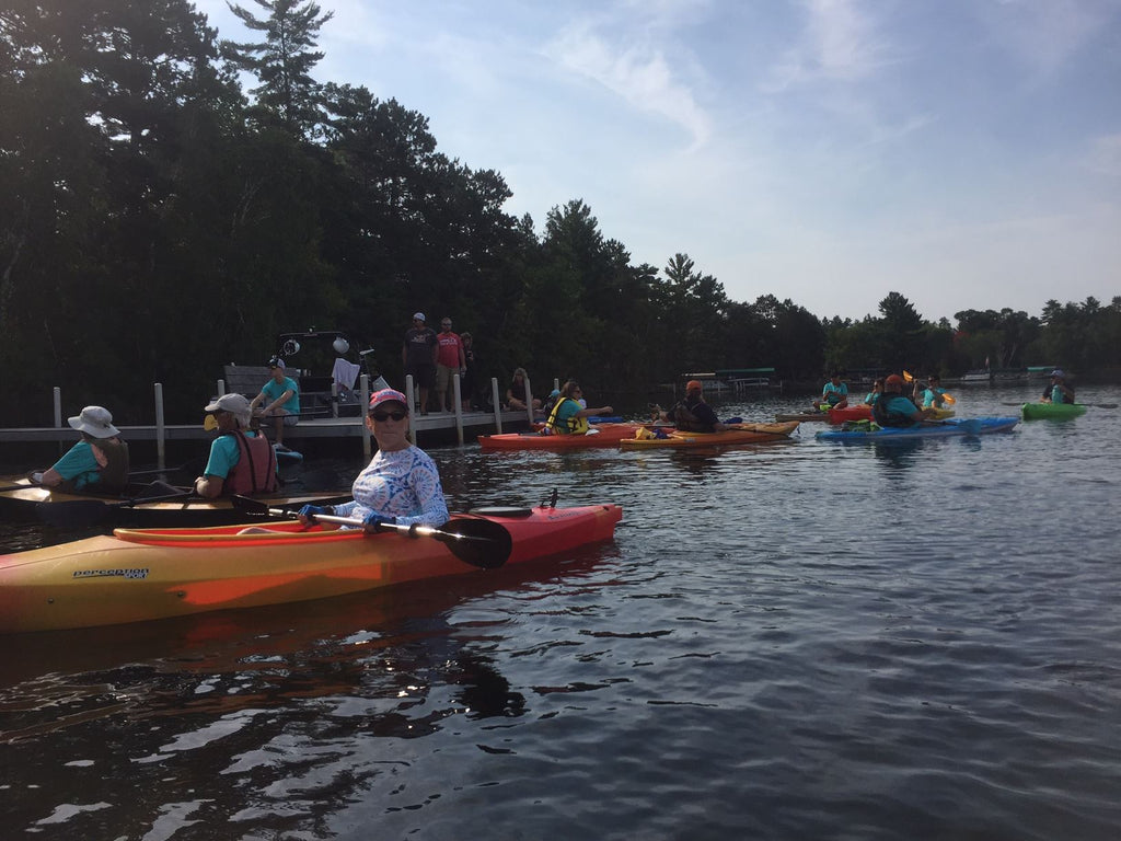 Paddlepalooza Gull Lake 2018