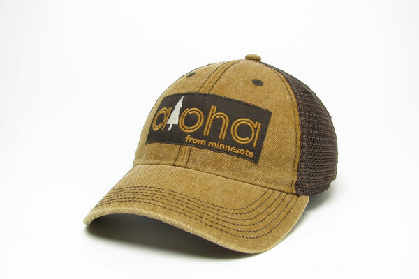 Aloha Old Favorite Trucker Cap