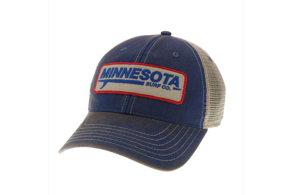 Minnesota Surf Co Old Favorite Trucker