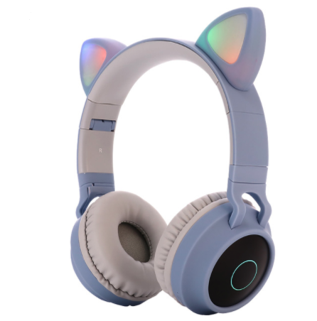 Image of Wireless Cat Headphones