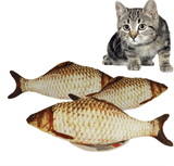 Cat Nip Toy Fish, Accessories - catsbeststore