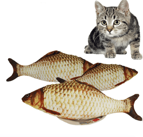 Image of Cat Nip Toy Fish, Accessories - catsbeststore